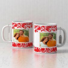 Happy valentine's day Personalized White Mug
