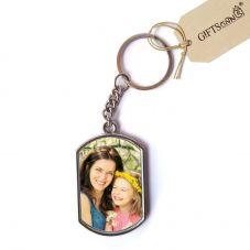 Personalized Metal Key Chain By GiftsOnn