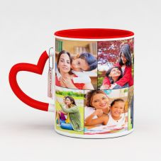 GiftsOnn Photo Printed Decorative Customized Mug (3.7in X 3.2in)