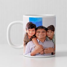 GiftsOnn Personalized White Mug  For All Occasions-3.7in X 3.2in