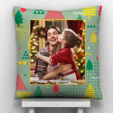 1 photo Pillow for Merry Christmas