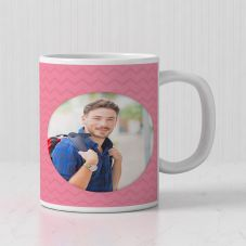 Super Bro Personalized Photo Print Ceramic Mug ( 3.7x3.2in, 320ml)