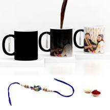 GiftsOnn Magic Printed Mug for Rakshabandhan Gifts