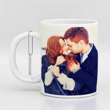 Personalized Mug Perfect Printed White Mug (320ml,Set of 1)