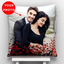 Photo Printed Cushion With Cover - 12x12