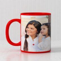 Personalized Photos Print Ceramic Mug ( 3.7x3.2in, 320ml)