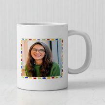 Drama Queen quote with Name & photo Personalized Mug