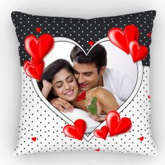 GiftsOnn Personalized Cushion With Cover - 12x12